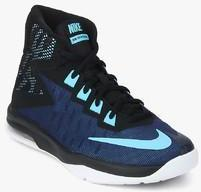 aff1c681bf7e Nike Air Devosion Navy Blue Basketball Shoes for Boys in India May ...