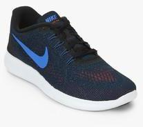 471fc4f083a3e Nike Free Rn Navy Blue Running Shoes For Men Online In India At Best