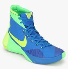 Nike Hyperdunk 2015 Blue Basketball Shoes for Men online in India at Best  price on 14th March 2019 9420eb4a0