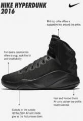 a26fef137f0 Nike Hyperdunk 2016 Grey Basketball Shoes for Men online in India at ...