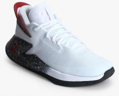 brand new 44faa 6eb5d Nike Jordan Fly Lockdown White Basketball Shoes for Men online in India at  Best price on 27th March 2019,   PriceHunt