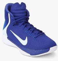 ce29baeaaa4f3f Nike Prime Hype Df 2016 Blue Basketball Shoes for Boys in India April