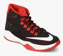 e7417c59f14c Nike Zoom Devosion Black Basketball Shoes for Men online in India at ...