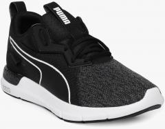 c6843cda5d1ff4 Puma Black NRGY Dynamo Futuro Running Shoes for women - Get stylish shoes  for Every Women Online in India 2019