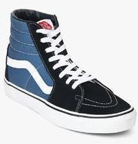 d92357d416 Vans Sk8 Hi Black Sneakers for Men online in India at Best price on 25th  April 2019