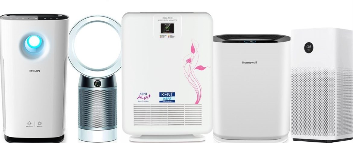 Top Air Purifiers 2019: Best Home Air Purifiers in India