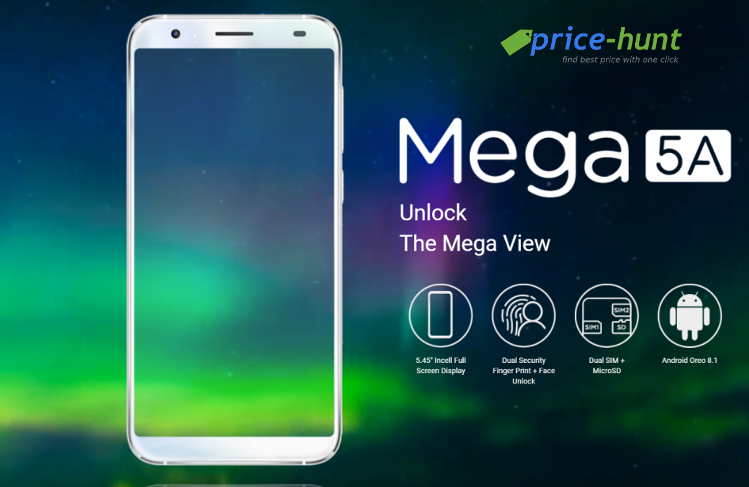 Coolpad Mega 5A launched at Rs 6999