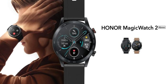 Honor MagicWatch 2 with 15 fitness modes, launching in India on Dec 12