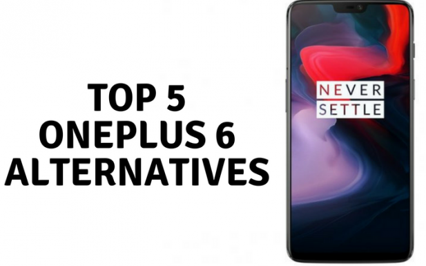 Top 5 Best Alternatives for OnePlus 6 in India