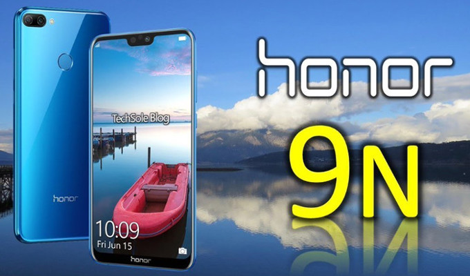 Honor 9N with 19:9 Display, Dual cameras Launched at Rs 11,999