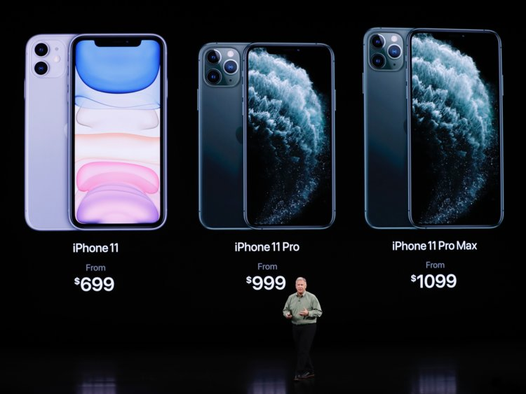 Apple announces iPhone 11, iPhone 11 Pro & 11 Pro Max
