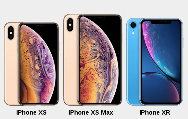 New iPhones launched