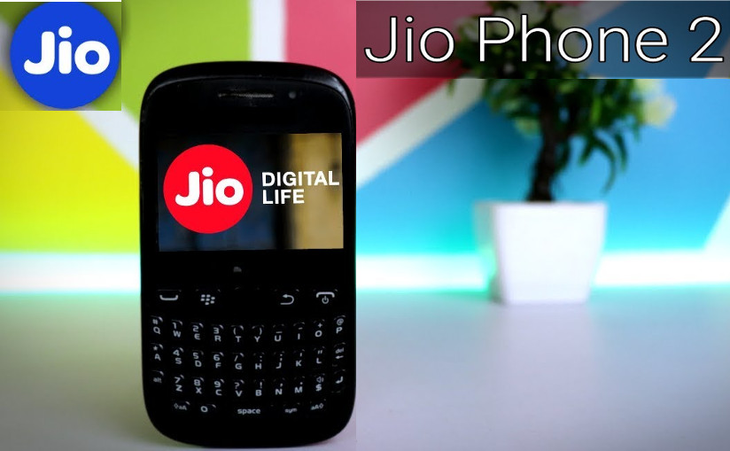 JioPhone 2 priced at Rs 2,999