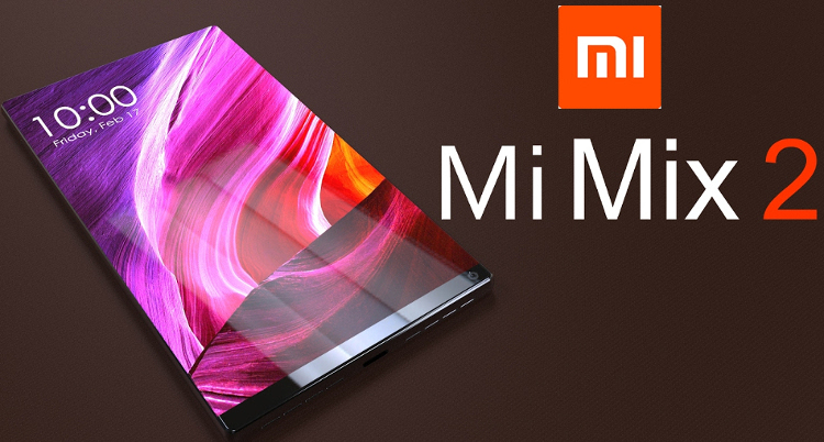 Xiaomi Mi Mix 2 launched at Rs 35,999