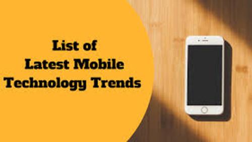 latest smartphone trends