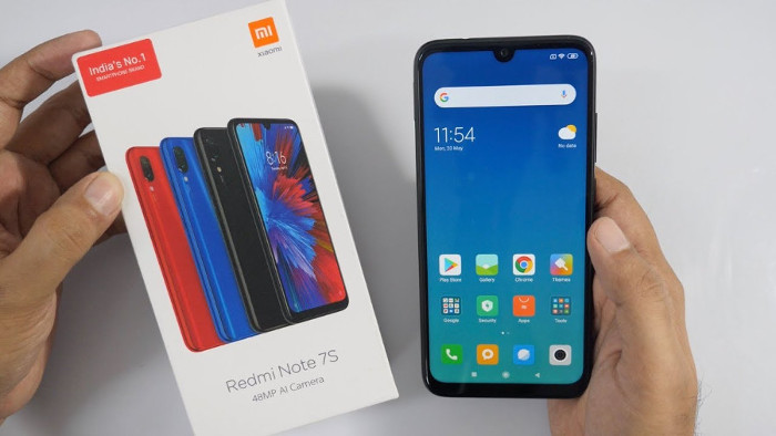 Xiaomi launches Redmi Note 7S