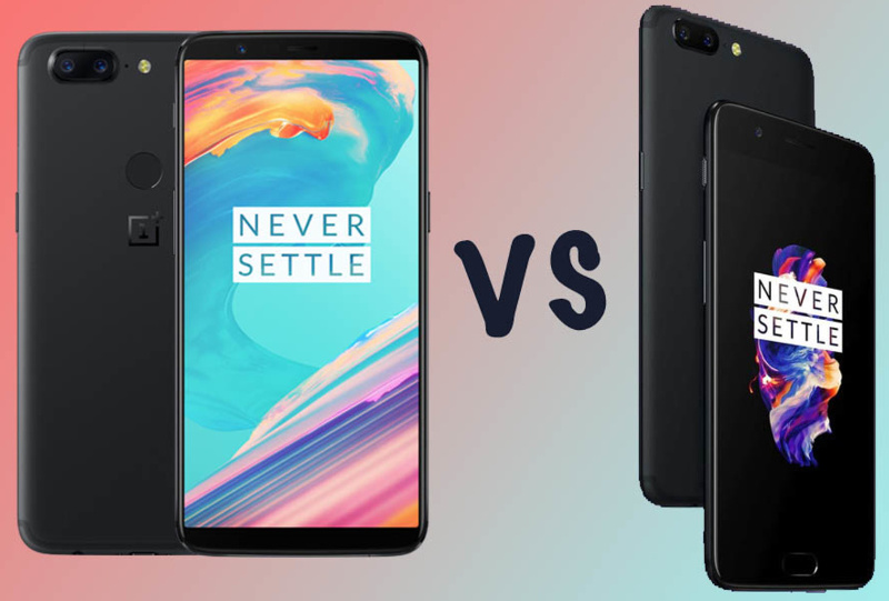 OnePlus 5T Vs OnePlus 5 : 5 Key Differences