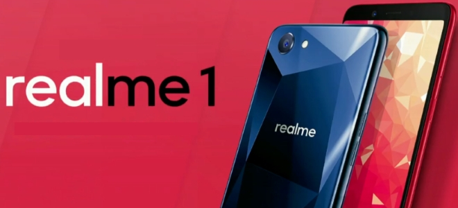 Oppo Realme 1 launched at Rs 8,990