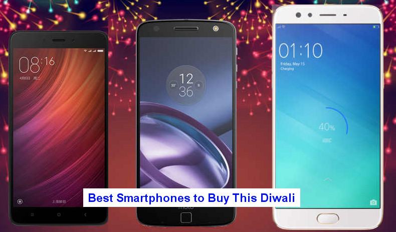 Smartphones to buy this diwali