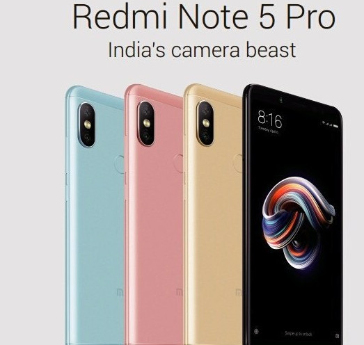 Top Reasons to Buy Redmi Note 5 Pro