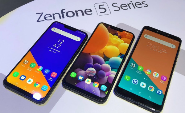 Asus launches new Zenfone 5 series which looks like the iPhone X