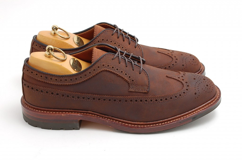 Derby / Blucher Style Mens Shoes