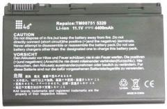 4D Acer travelmate 5630Z 5630ZG 6 Cell Laptop Battery