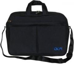 Acm 12 inch Expandable Laptop Messenger Bag