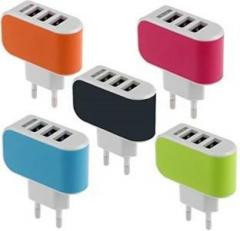 Ae Mobile Accessorize USBCHARGRPORT3MULTI Mobile Charger