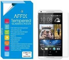 Affix Tempered Glass Guard for HTC Desire 816G 5.5