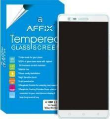 Affix Tempered Glass Guard for Lenovo Vibe K5 Note