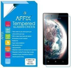 Affix Tempered Glass Guard for Lenovo Vibe Shot 5.0