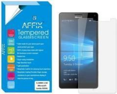 Affix Tempered Glass Guard for Microsoft Lumia 950 XL 5.7