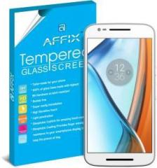 Affix Tempered Glass Guard for Motorola Moto E3 Power, E Power 3rd Gen.
