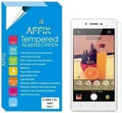 Affix Tempered Glass Guard for Oppo Neo 7