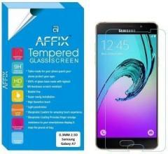 Affix Tempered Glass Guard for Samsung Galaxy A7 2016