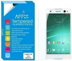 Affix Tempered Glass Guard for Sony Xperia C3