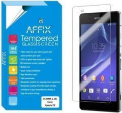 Affix Tempered Glass Guard for Sony Xperia Z2
