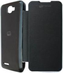 Air Accessories Flip Cover for Micromax Canvas Mad A94