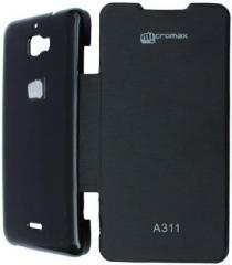 Air Accessories Flip Cover for Micromax Canvas Nitro A311