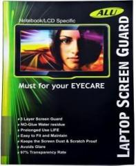 Alu Screen Guard for Lenovo Ideapad 100 80mj 80mj00e8in Laptop