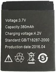 Amj Best Selling 380mAh LQ S1 Rechargeable for Smart Watch SB_03 Battery