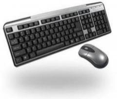 Amkette CLASSIC DUO USB 2.0 Keyboard and Mouse Combo
