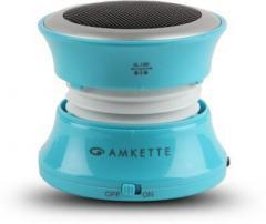 Amkette Trubeats Solo Portable Mobile/Tablet Speaker
