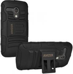 Amzer Back Cover for Motorola Moto G XT1032