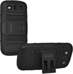 Amzer Back Cover for Samsung GALAXY S III GT I9300