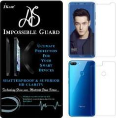 As Front and Back Screen Guard for Honor 9 Lite