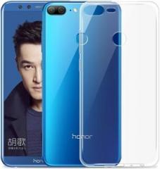 Aspir Back Cover for Honor 9 Lite (Transparent, Silicon)