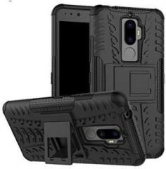 Aspir Back Cover for Lenovo K8 Plus (Rubber, Plastic)