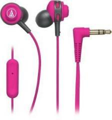 Audio Technica ATH COR150iS PK Wired Headset